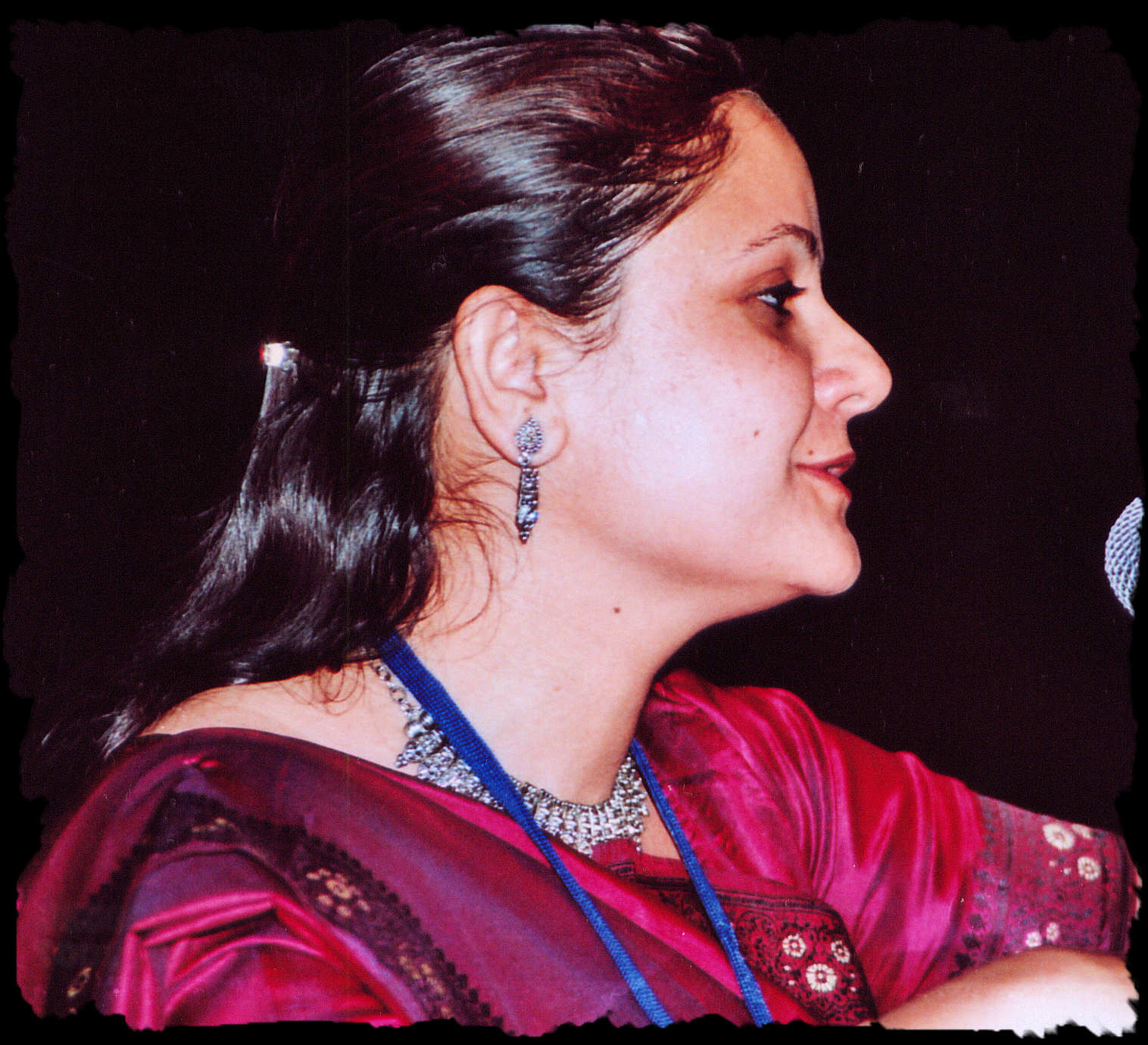 Dr. Vidhi Nagar, Omenad symposium, Bharat Bhawan, Bhopal